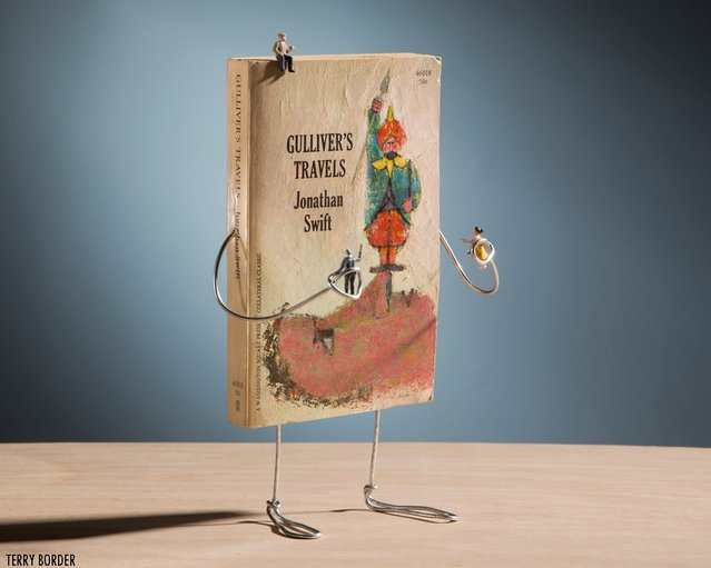 Books Brought To Life By Terry Border