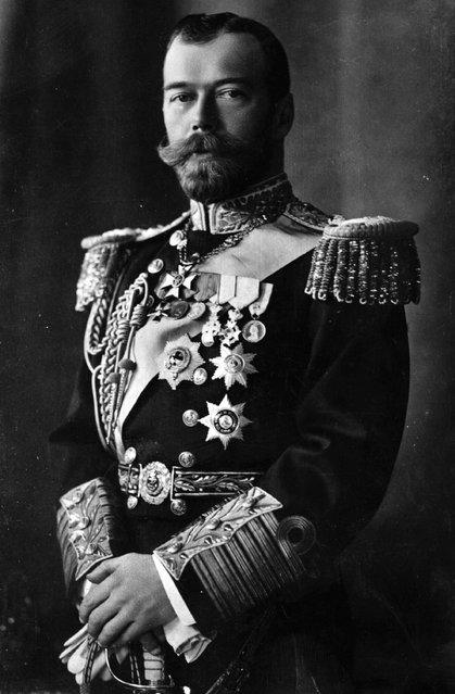 Nicholas II, Tsar of Russia (1868–1917), circa 1905.