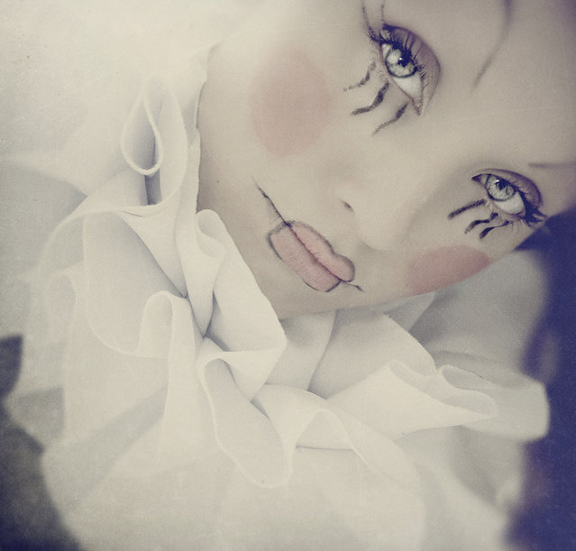 """""""Pierrot's plead"""". (Photo and caption by hannah)"""