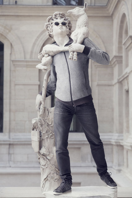 Street Stone By Alexis Persani And Leo Caillard