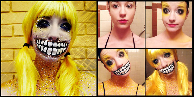 Makeup Transformations By Stephanie Fernandez