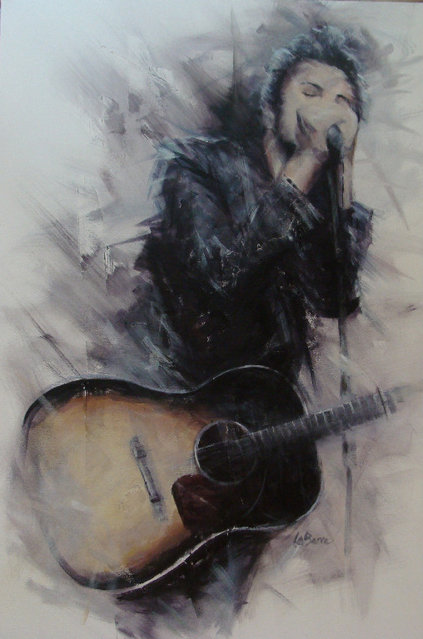 Painted Songs By Remi LaBarre
