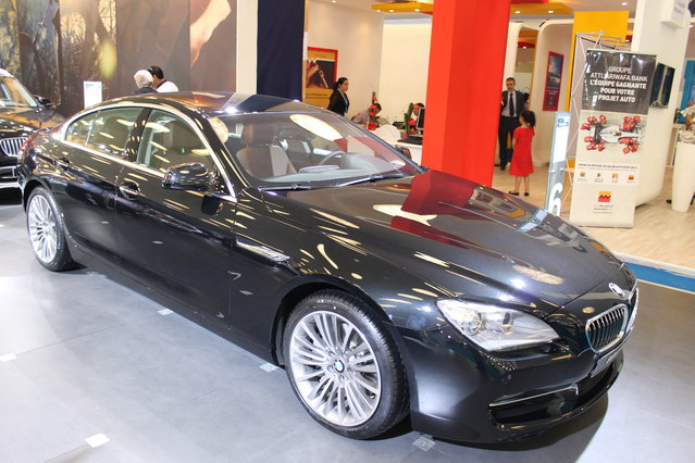 Salon auto expo Casablanca