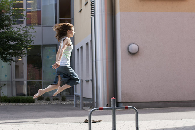 """""""Jump"""". (Photo by limnic6)"""