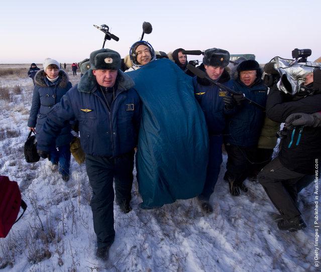 Expedition 29 Flight Engineer, JAXA (Japan Aerospace Exploration Agency) Astronaut, Satoshi Furukawa