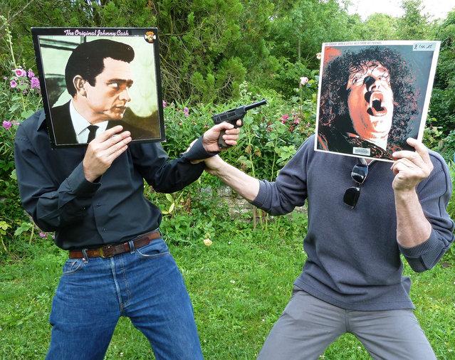 """""""Johnny & Joe"""". (Le Guit)"""