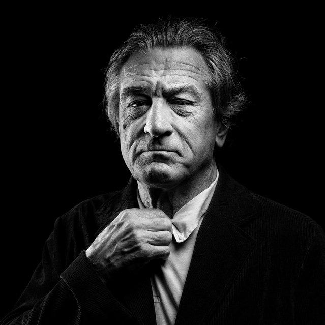 Robert De Niro. (Photo by Denis Rouvre)
