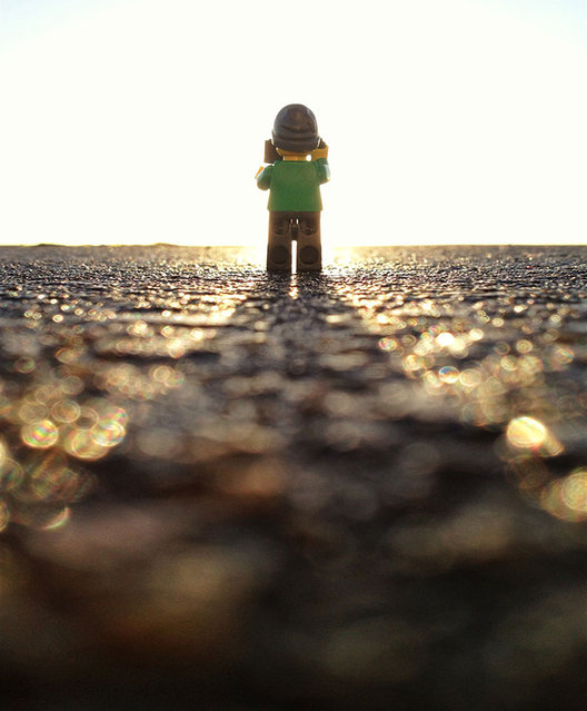 The Legographer By Andrew Whyte