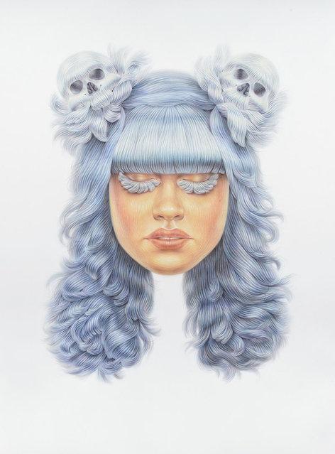 Portrait Drawings Of Winnie Truong