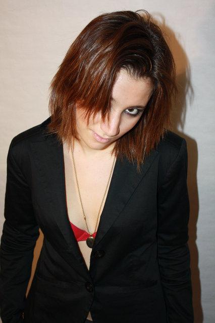 """Lucía P."" (Photo and caption by Gabrielle_Velas)"