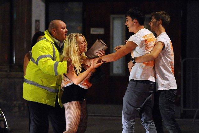 Carnage hits Sheffield