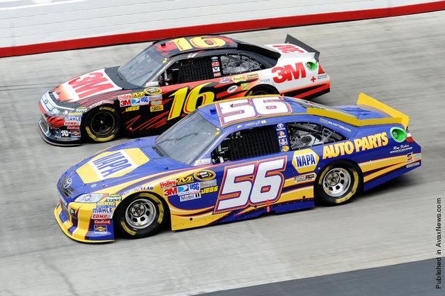 Jeff Byrd 500