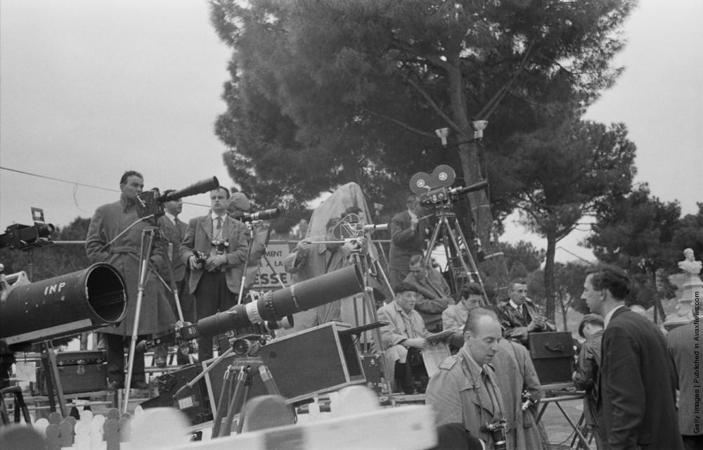 Picture Post Shoots The Monaco Royal Wedding (1956)
