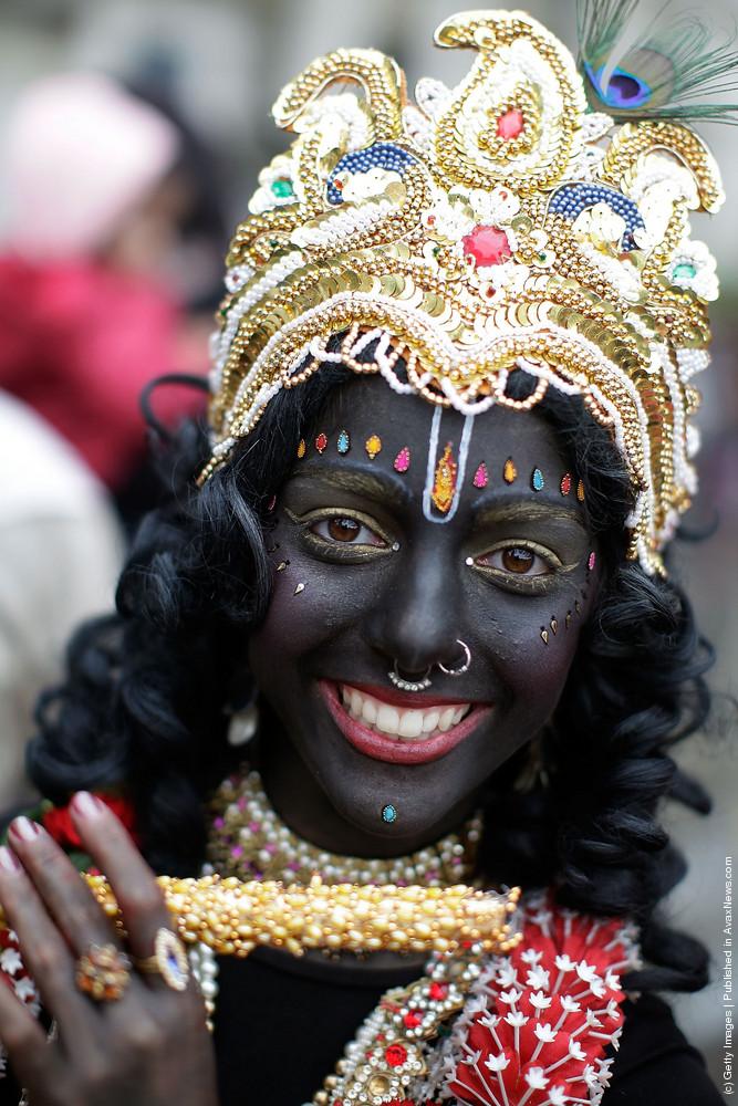 Hare Krishna Ratha-yatra Festival of Chariots
