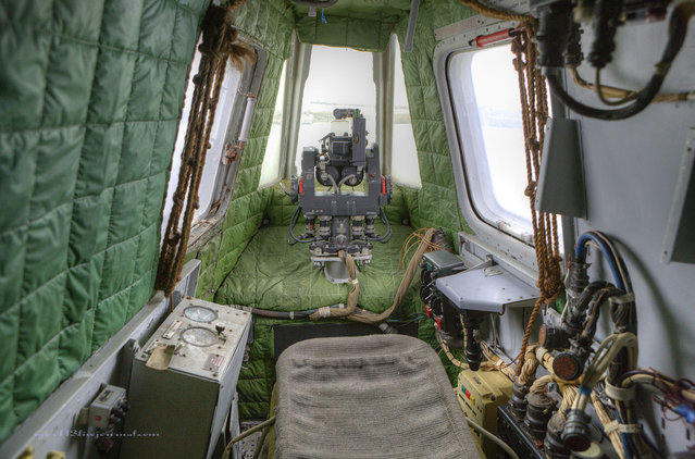 Another version of the Lun was slated to be a highly-mobile, fast-moving field hospital. (Igor113)