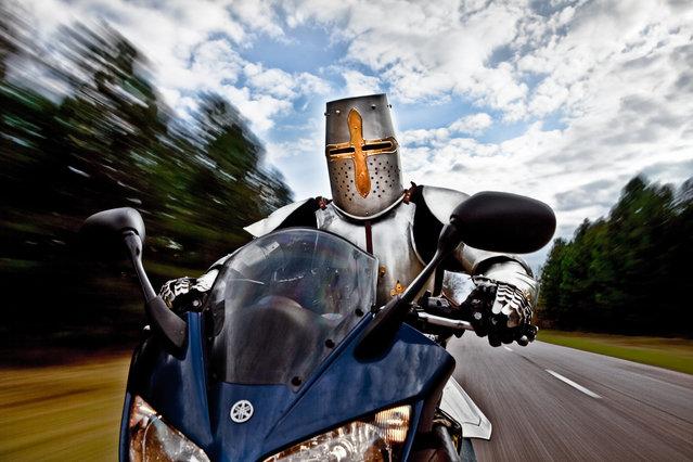 """Knight Rider"". (Christophe Kiciak)"