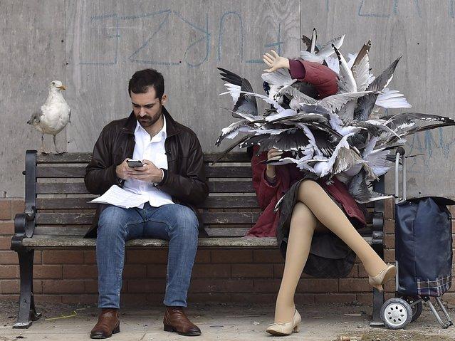 Banksy's Dismaland In England