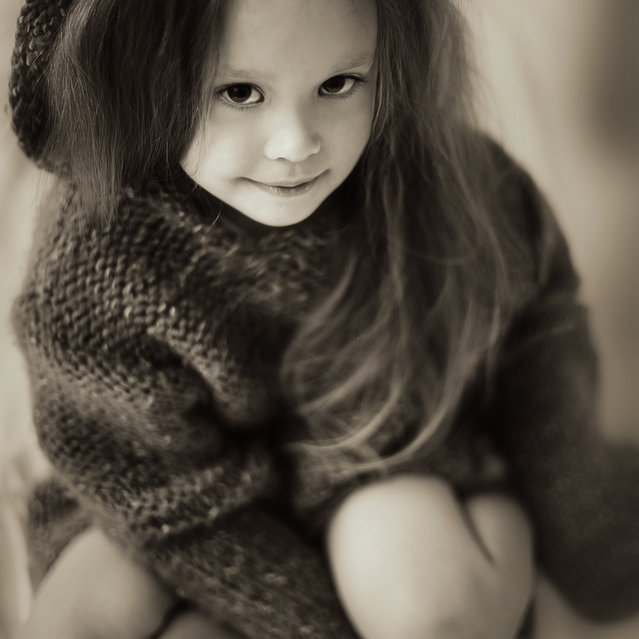 """Little girl"". (Photo and caption by Vladimir Serov)"