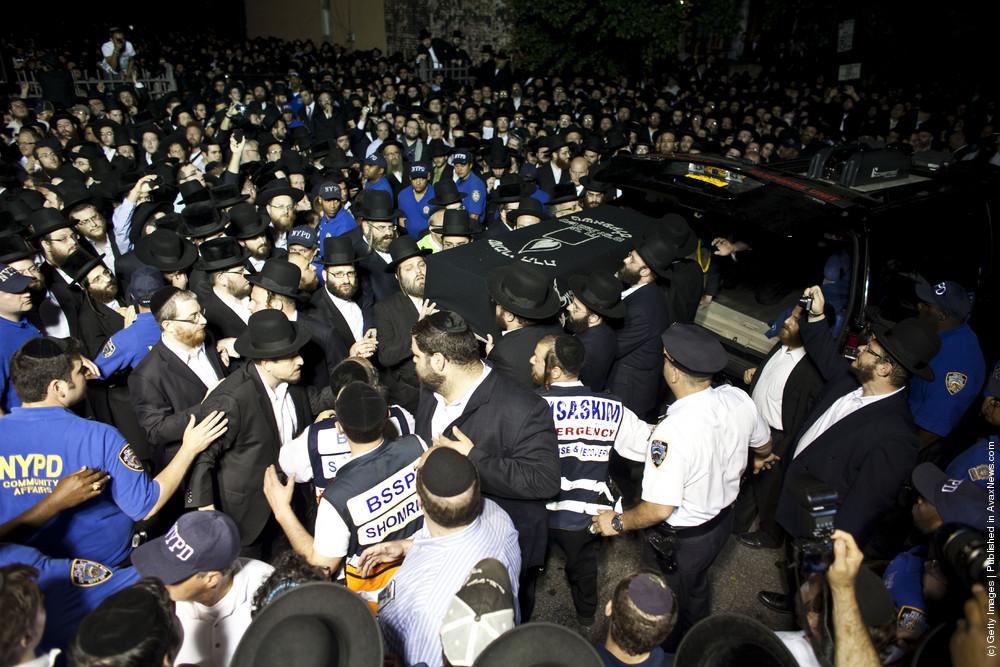 Brooklyn Orthodox Jewish Community Mourns Tragic Murder Of Boy