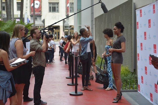 A general view at European Wax Center And Wilhelmina Models 2015 Summer Goddess Model Search at W Hollywood on July 18, 2015 in Hollywood, California. (Photo by Charley Gallay/Getty Images for European Wax Center)