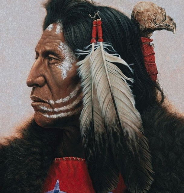 Native American Prints By Kirby Sattler