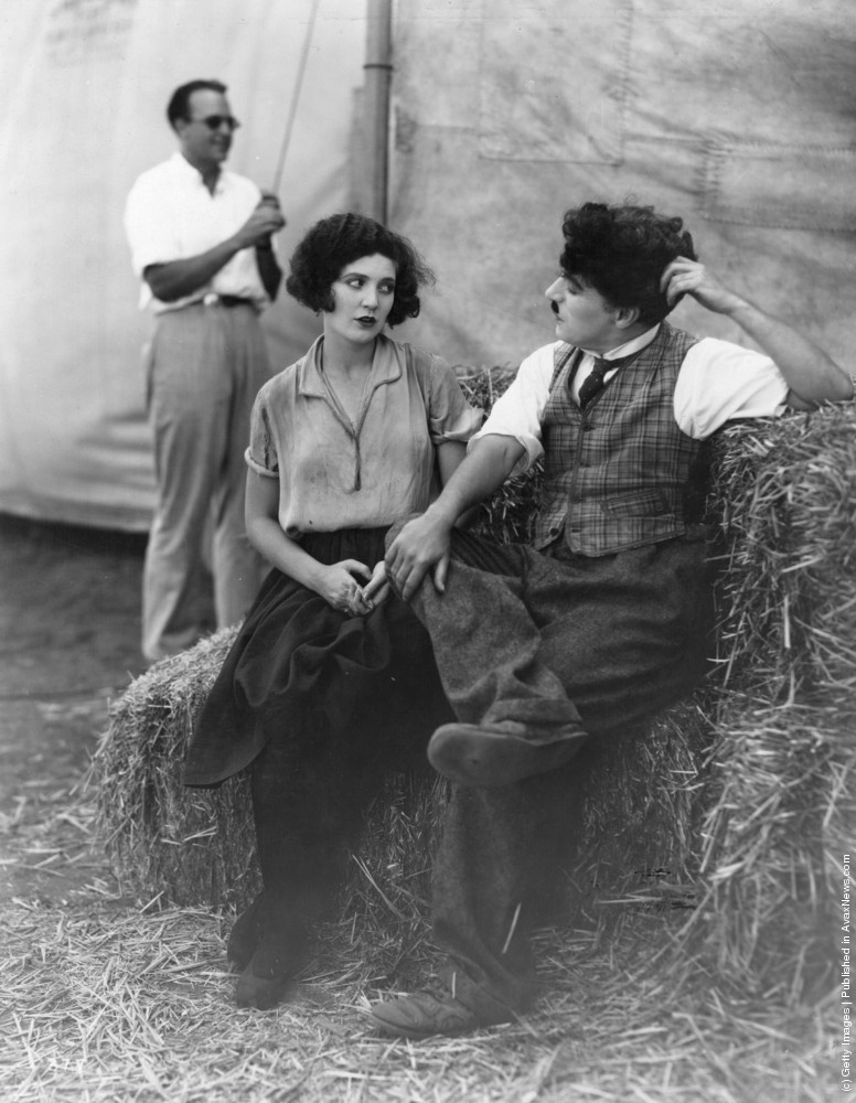 Beloveds Charlie Chaplin. Part I