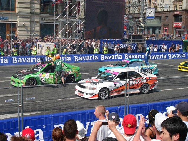 Moscow City Racing 2012