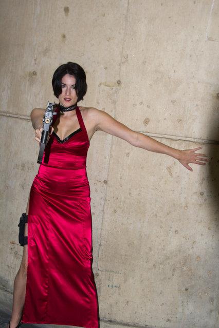 Ada Wong, Otakon 2011. (Photo by Greg)