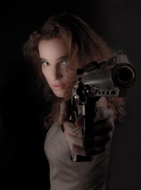 """""""Dangerous Chicks"""". (Photo by hi-fiction)"""