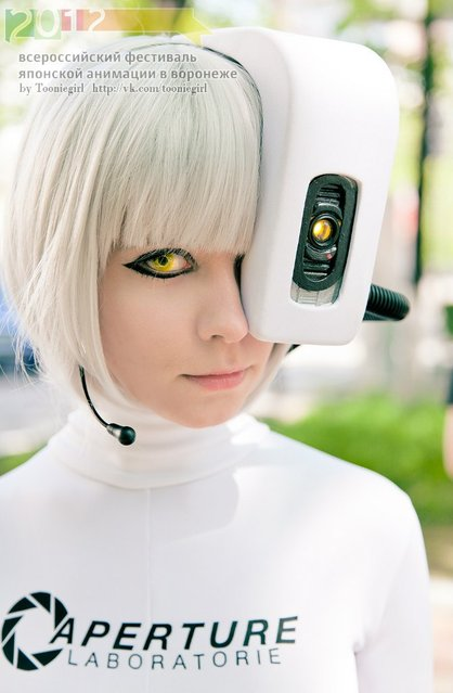 cosplay by Tenori-Tiger