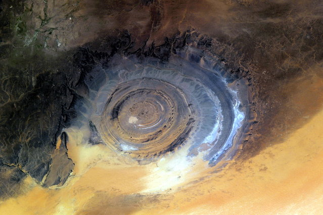 Eye Of The Sahara