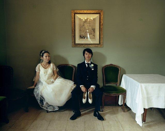 Hisatomi Tadahiko, Japan, Winner, People, Open Competition, 2013 Sony World Photography Awards. (Photo by Hisatomi Tadahiko/2013 Sony World Photography Awards)