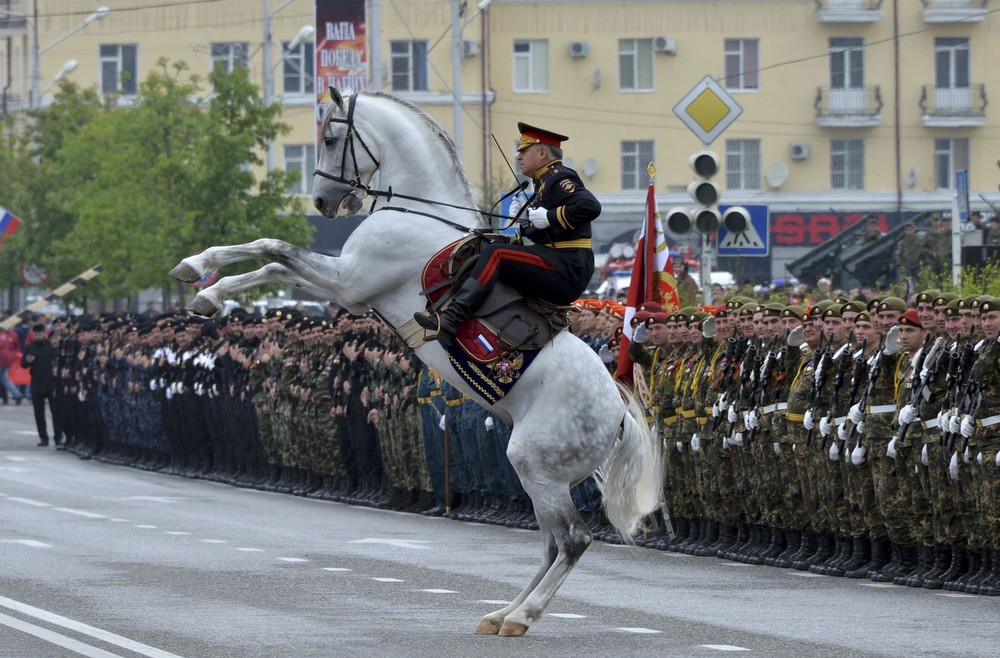 Russia Celebrates the 70th Anniversary of the Victory in WWII (250+ Photos)