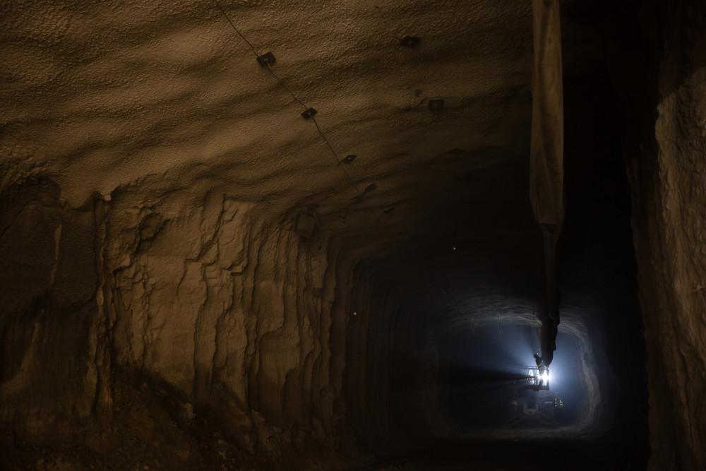 Jerusalem's Underground City of the Dead