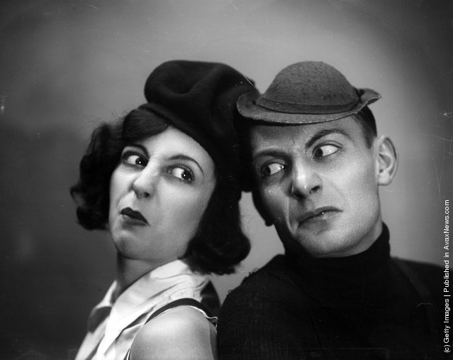 1929: Cabaret act Andre and Louise