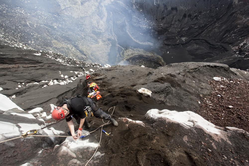 Christmas Day Expedition to Marum Volcano in Vanuatu