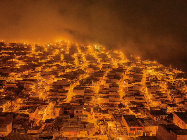 Soacha, south of Bogotá. (Photo by Mads Nissen/Politiken/The Guardian/Panos Pictures)