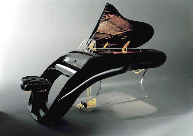 Schimmel Pegasus Grand Piano
