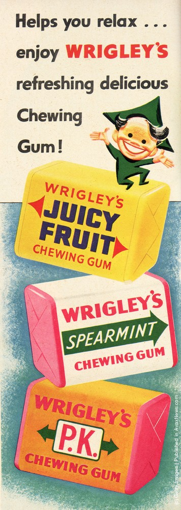 150 Years Since The Birth Of William Wrigley Jr, Founder Of Wrigley's