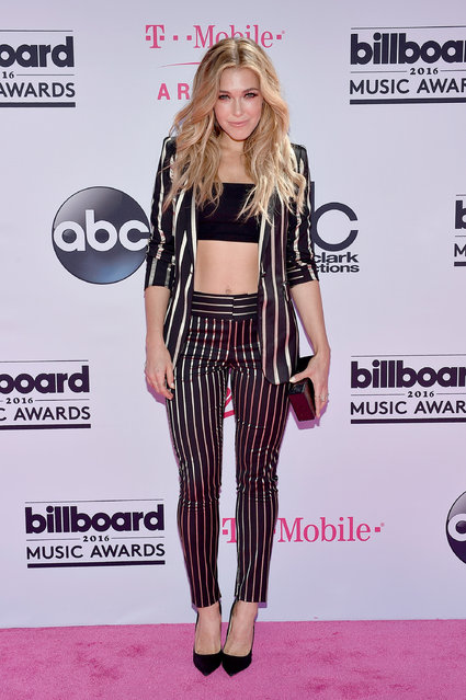Recording artist Rachel Platten attends the 2016 Billboard Music Awards at T-Mobile Arena on May 22, 2016 in Las Vegas, Nevada. (Photo by David Becker/Getty Images)