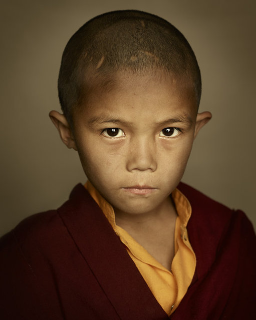 Sunen Gurung  8 years old