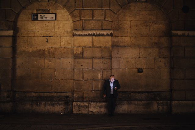 Digital Age Vol 2 – 22:00. (Photo by Martin Faltejsek)