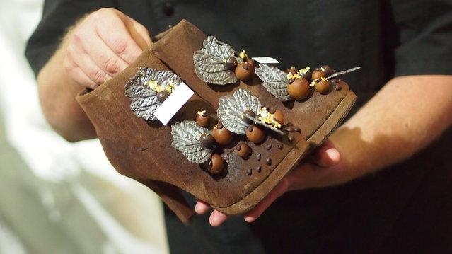 Chocolate Fashion Show