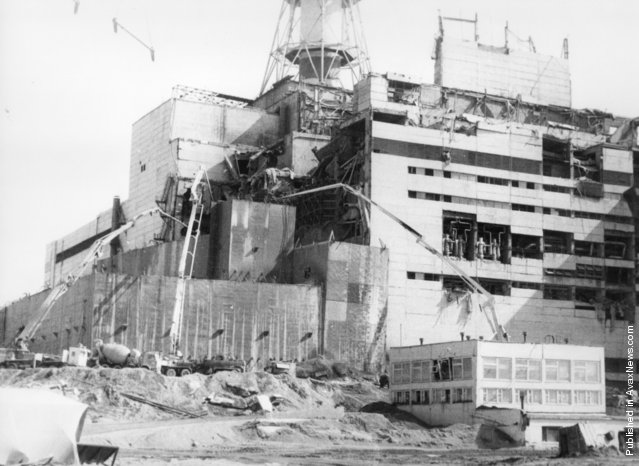 Chernobyl Disaster – Disaster Fighters