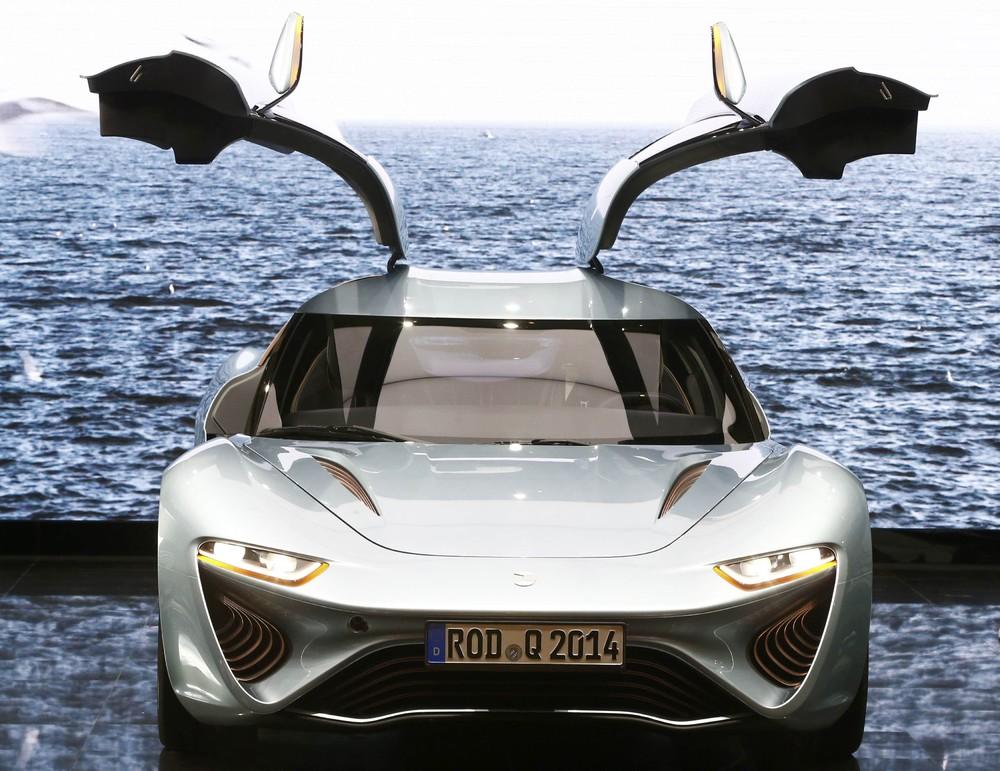 85th International Motor Show in Geneva