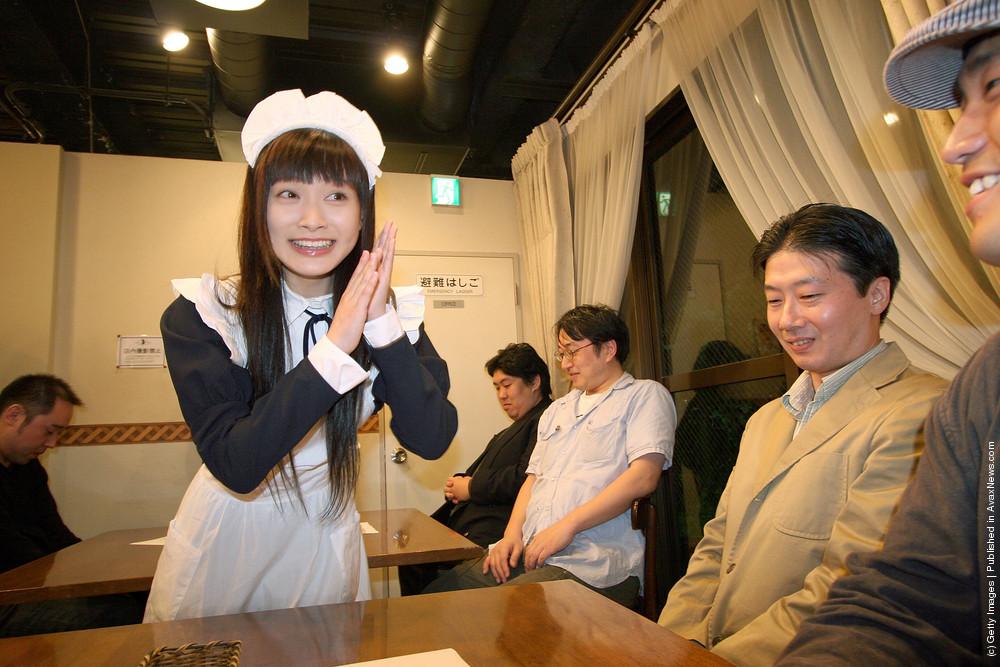 Spa Services Maid In Akihabara