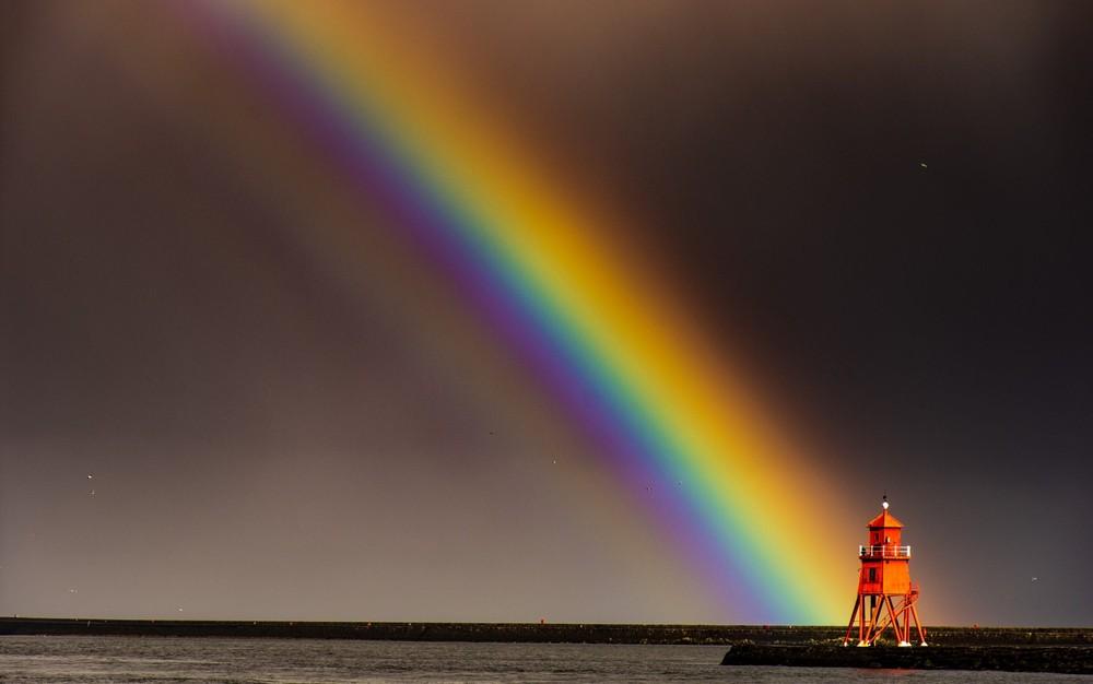 Some Photos: Rainbow