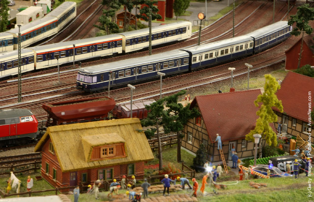 Miniatur Wunderland – The World's Biggest Model Train