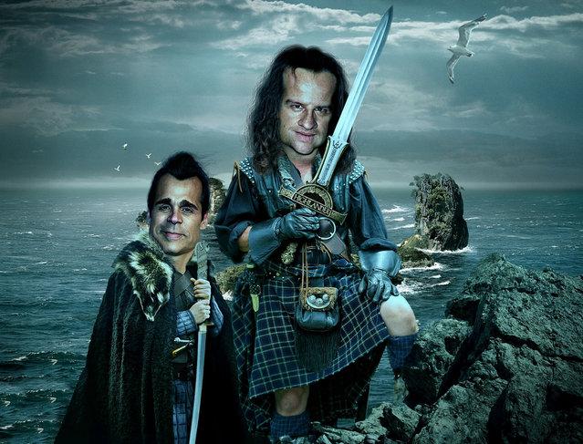 The SCOTLAND HIGHLANDERS