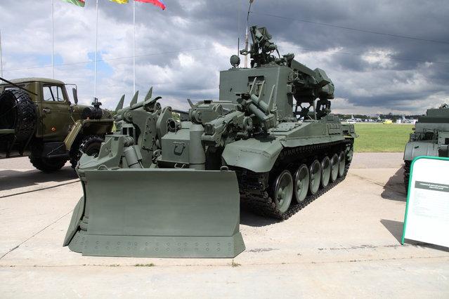 IMR-3M engineer vehicle